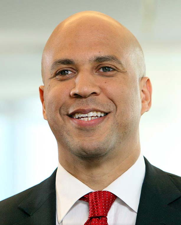 Cory Booker headshot