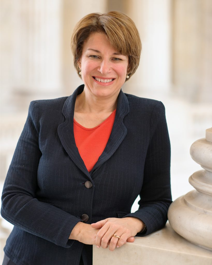 Amy Klobuchar headshot