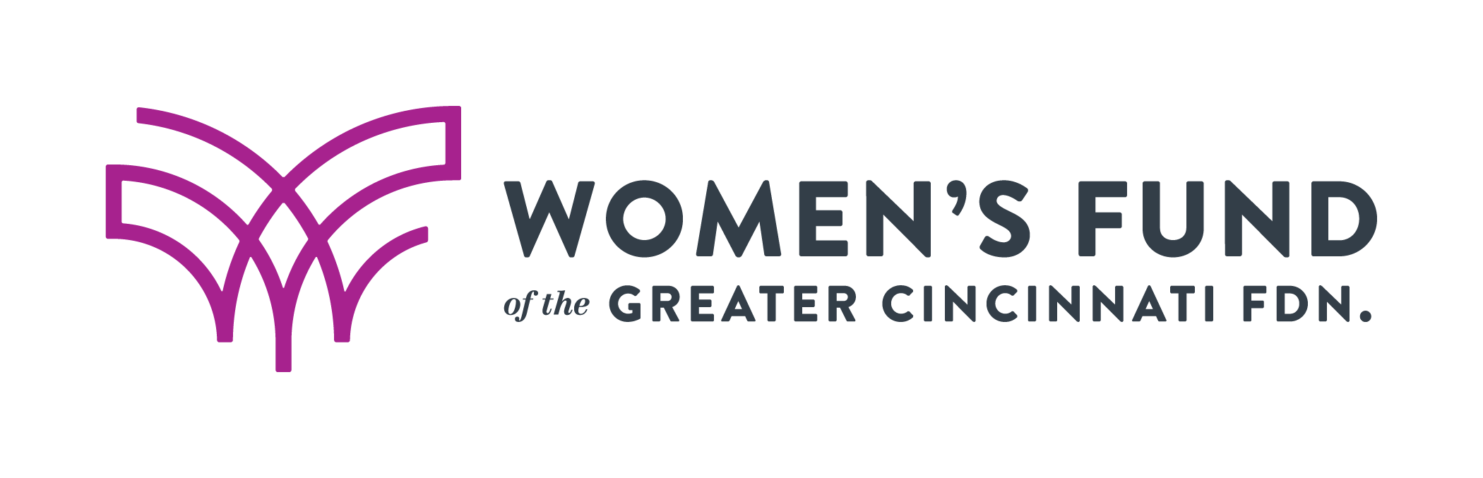 Women's Fund of the Greater Cincinnati Logo