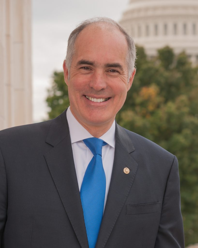 Bob Casey Jr. headshot
