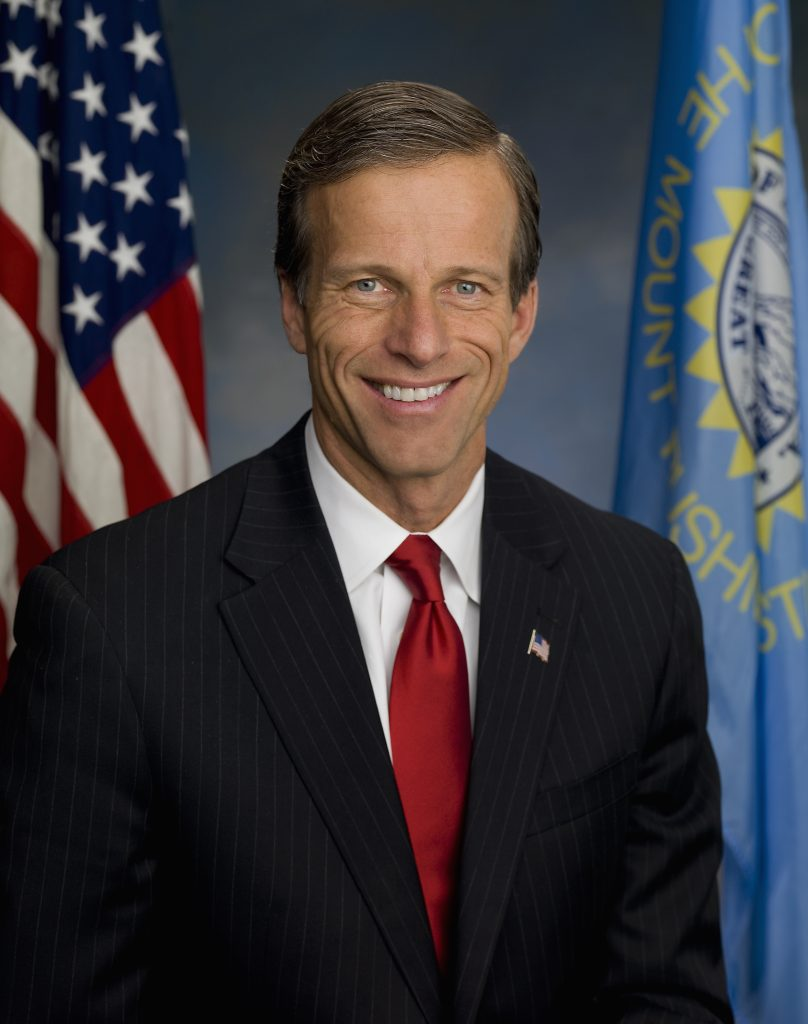 John Thune headshot