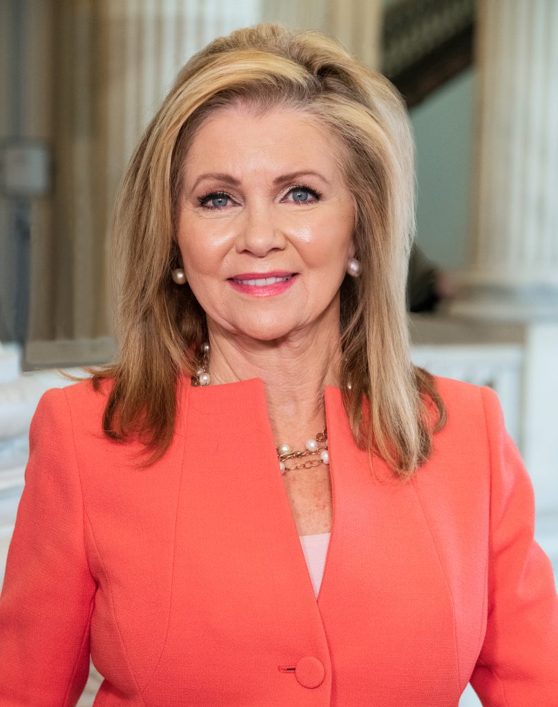 Marsha Blackburn headshot